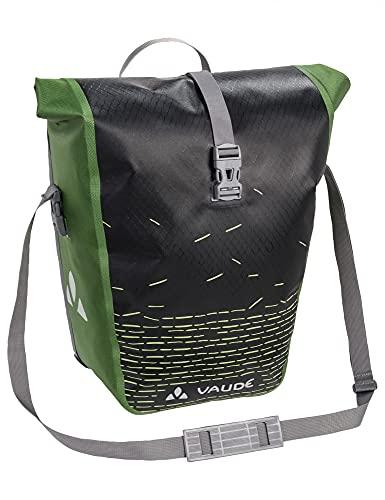 VAUDE Radtaschen Aqua Back Print Single, black/green, one Size, 128040220