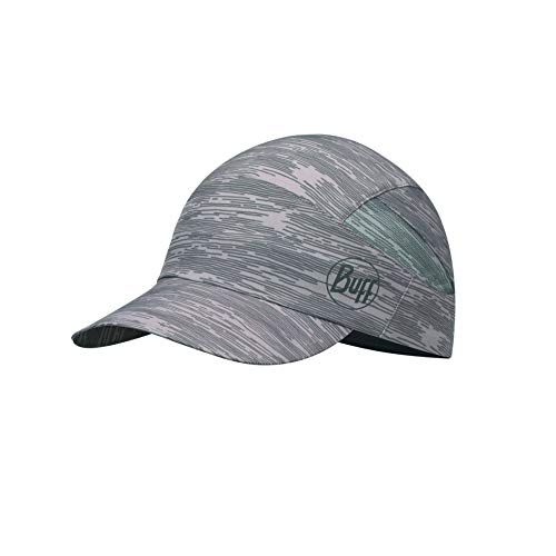 Buff Erwachsene Pack Patterned Trek Cap, Landscape Grey, One Size