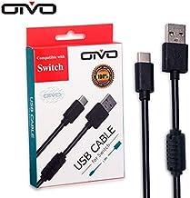 Cabo Carregador Para Nintendo Switch Usb 3.0 Tipo C 180cm