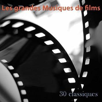 Les grandes musiques de films (30 classiques)