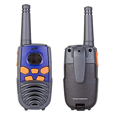 Nerf Walkie Talkie for Kids Fun at The Touch of a Button by