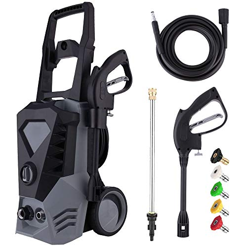 Electric Pressure Washer 3500PSI 2.6GPM High Power...