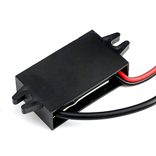 Custom Accessories Goxt 12 volt Black Quad Charger 1 pk