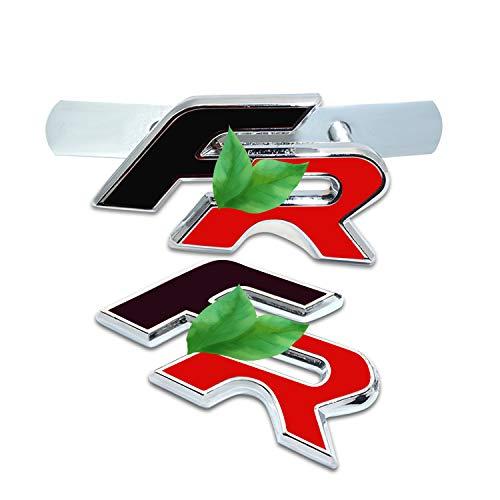 Emblema Seat metal insignia emblema adhesivo para Ibiza/Tarraco/Leon/Ateca/Arona