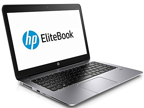 HP Elitebook 9470M Folio - Intel Core i5-3427 | 8GB | 180GB SSD | Windows 10 Home | QWERTZ | Laptop (Generalüberholt)