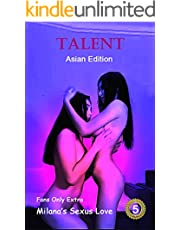 Talent-Asian Edition #5: Sketches of Live Cam Angels (English Edition)