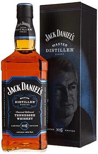 Jack Daniel's Master Distiller Series No. 6 mit Geschenkverpackung Whisky (1 x 1 l)