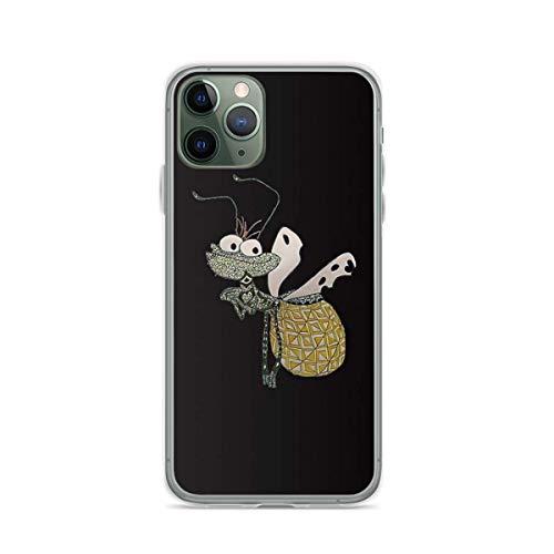 Carcasa blanda de TPU compatible con iPhone 12 12 Pro Max 11 11 Pro Max XR X/Xs SE 2020/7/8 Plus 6/6s Plus