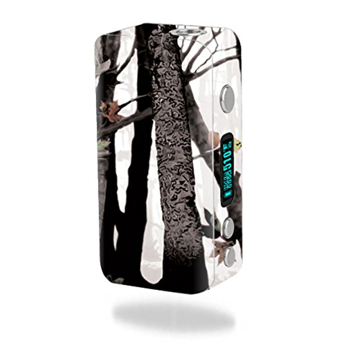 MightySkins Skin Compatible with Smok Koopor Plus 200W – Artic Camo | Protective, Durable, and Unique Vinyl Decal wrap Cover | Easy to Apply, Remove, and Change Styles | Made in The USA
