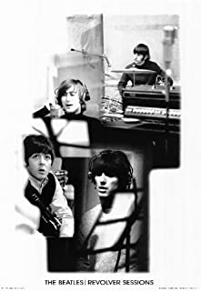 The Beatles Anthology - Revolver Sessions Music Poster