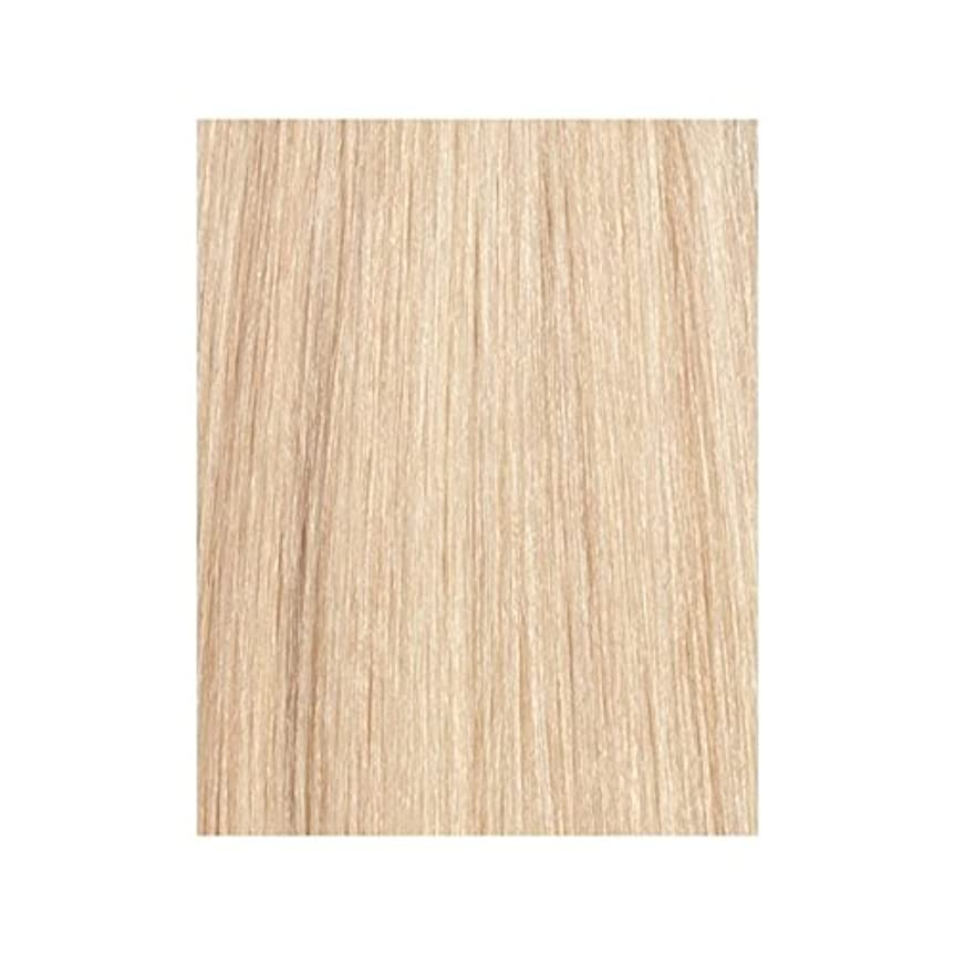 うれしいクリスチャン蒸留するラ?ブロンド24分の613 - 美しさは、100%レミーの色見本ヘアエクステンションの作品 x2 - Beauty Works 100% Remy Colour Swatch Hair Extension - La Blonde 613/24 (Pack of 2) [並行輸入品]