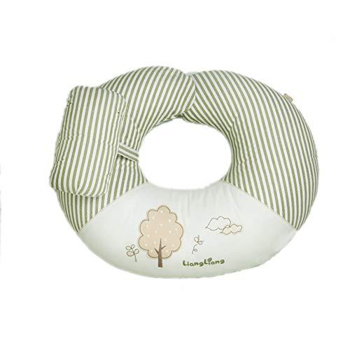 Baby GOUO@ Oreiller d'allaitement maternité Multi-Fonctionnelle Oreiller Taille Oreiller côté Sommeil Oreiller bébé d'apprentissage Oreiller bébé Oreiller d'alimentation