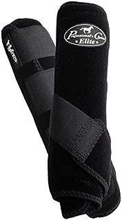 Professionals Choice Equine Sports Medicine Ventech Elite Rear Leg Boot, Pair