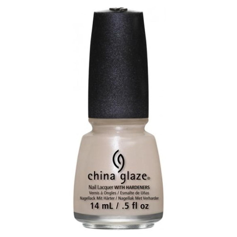 結婚する生産性チェス(3 Pack) CHINA GLAZE Nail Lacquer - Art City Flourish - Don't Honk Your Thorn (並行輸入品)