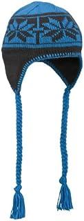 Columbia Women's Peak Ascent Peruvian Hat, Compass Blue, Shark, One Size