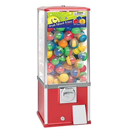 """SmileMakers 25"""" Toy Vending Machine – Prizes and Giveaways per Pack"""