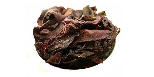 Lappentang (Dulse) aus irischer Wildernte - erntefrisch, weich & aromatisch - Bio (250g)