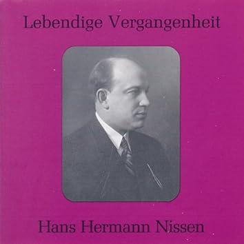 Lebendige Vergangenheit - Hans Hermann Nissen
