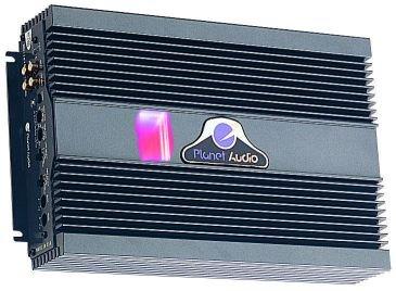 Planet audio HVT7100, 2-canal amplificador híbrido de tubos de vacío, Potencia MAX...