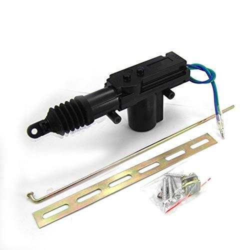 BianchiPamela Universal Car Central Door Lock Actuator Auto Locking Motor Gun Type 2 Wire