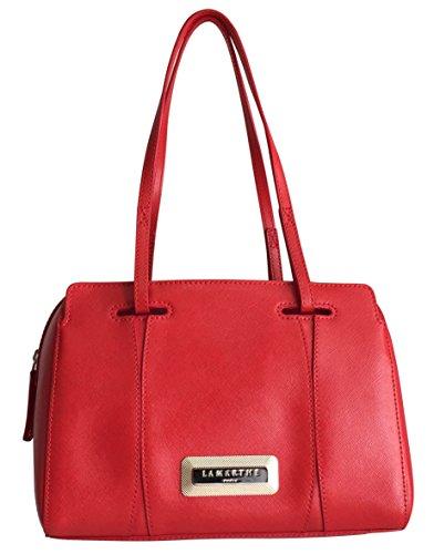 Lamarthe Fontana, Bowlingtasche, Rot - Rot - Rouge (Corallo) - Größe: one size