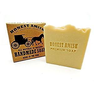 Honest Amish Natural Lavender and Clove Soap Bar 6