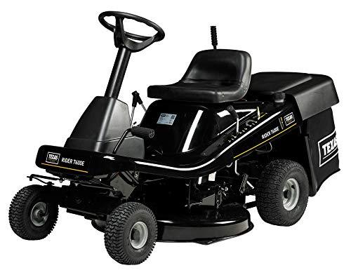 Texas Rider 7600E - Cortacésped de gasolina 3 en 1, 76 cm de ancho de la siega 6 marchas, enganche de remolque, arranque eléctrico