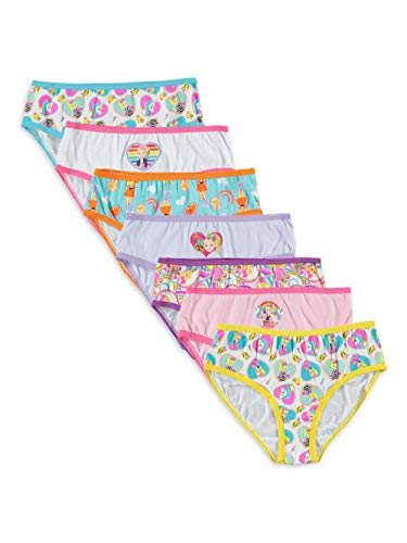 Nickelodeon JoJo Siwa 7 Pack Girls Briefs Panties (8)