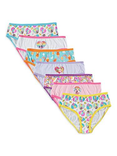 Nickelodeon JoJo Siwa 7 Pack Girls Briefs Panties (8)