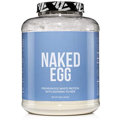 NAKED Egg White Protein Powder (3 lb)