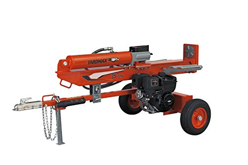 Great Features Of YARDMAX YU3566 35 Ton Full Beam Gas Log Splitter, 4-Way Wedge, Briggs & Stratton, ...