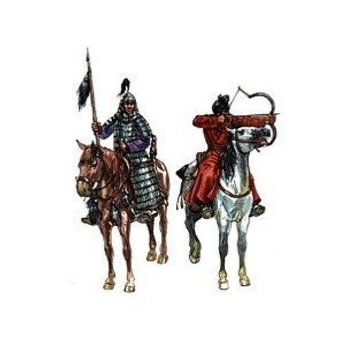 Italeri 6123 - XIII Century: Chinese Cavalry Scala 1:72