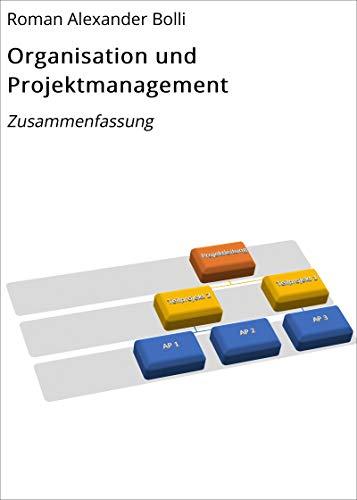 Organisation und Projektmanagement: Zusammenfassung (TK.zip 1)