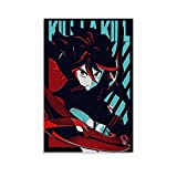 GSSD Kill La Kill Anime Poster (3) Leinwand-Kunst-Poster