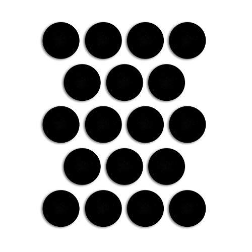 Youdoit 18 Adesivi magnetici da 1,9 cm
