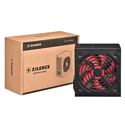 Xilence XN052 500W Schwarz Netzteil - Netzteile (500 W, 200-240, 22 A, 32 A, 20 A, 0,5 A)