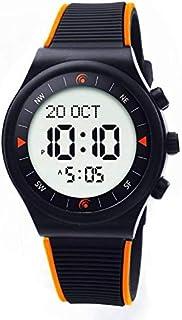 الفجر ساعة رياضية رجال رقمي مطاطي - AL-220