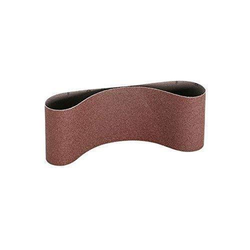 Schleifband 110 X 620, Grain 40, 60, 80, 100, 120, Oxyde D'Aluminium, pour le Bois, Couleur et Métal - Grain 120