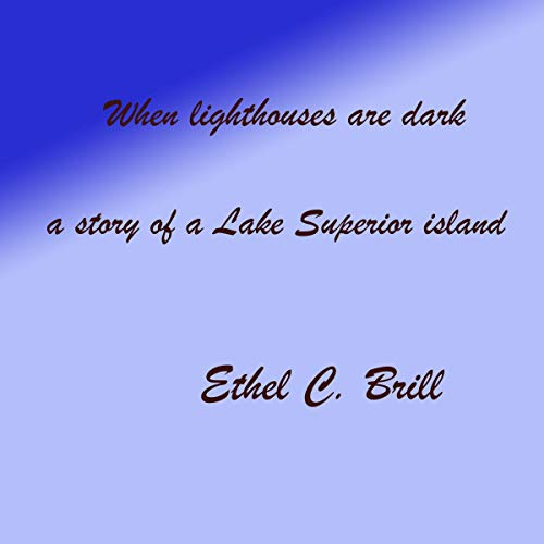 When Lighthouses Are Dark audiobook cover art