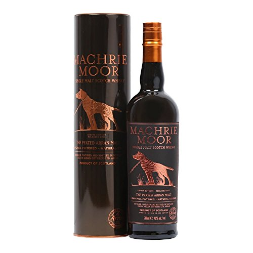Arran Machrie Moor 8th Edition Peated Whisky 0,7 L