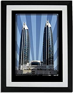 صورة الدماك برج - اللون بدون نص F01-NM (A5)