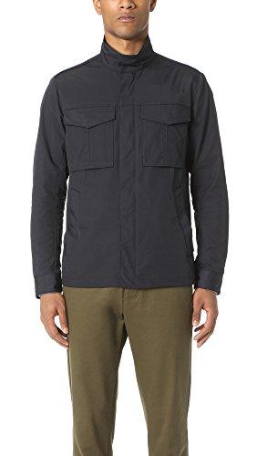 Theory Men's Yost Field Jacket, Ink, Blue, Large