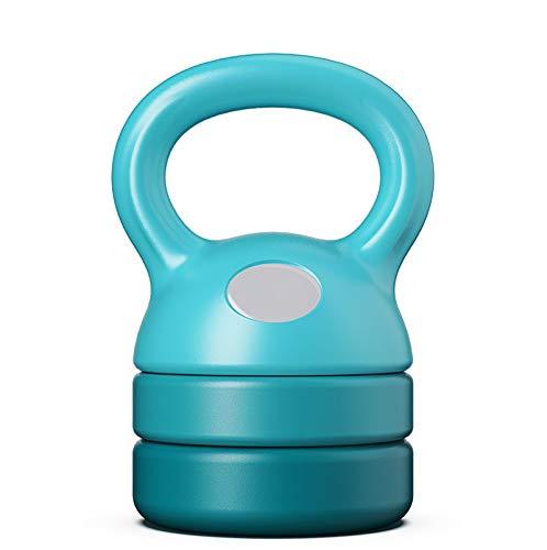 XYZCUP Kettlebell Set 5kg Einstellbar Kettlebell Multifunktional Und Tragbar, Kettlebells Kniebeugen AusrüStung, Geeignet FüR Zu Hause, Fitnessstudio