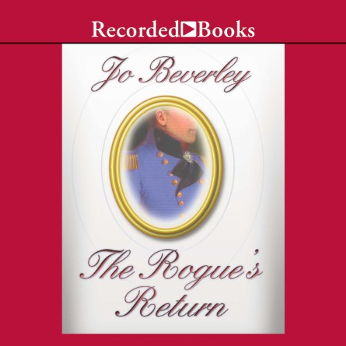 The Rogue's Return audiobook cover art