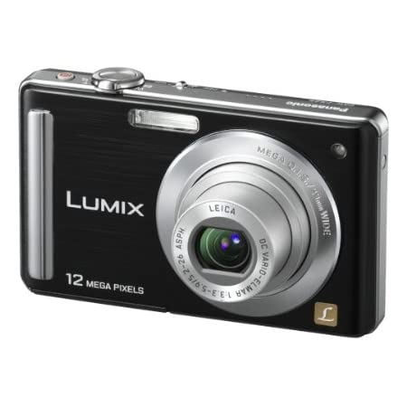Panasonic Dmc Fx550egk Digitalkamera 3 Zoll Schwarz Kamera