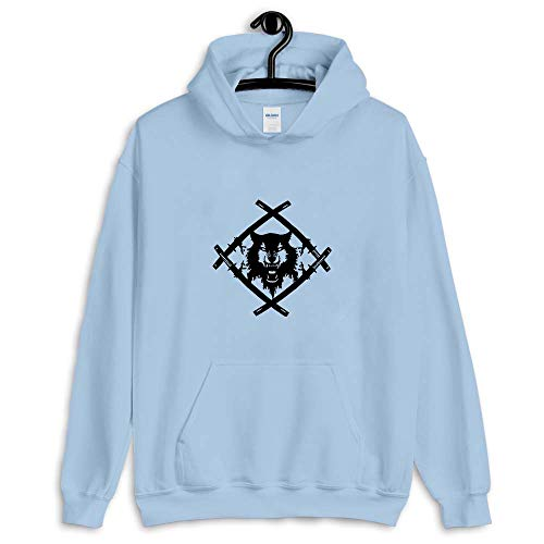 Xavier Wulf Merch Xavier Wulf Logo T-Shirt - Youth Shirt - Kid Shirt - Men Shirt - Woman Shirt - T Shirt Gift - Happy Birthday Gift - Long Sleeve - Hoodie - Crewneck Sweatshirt Black