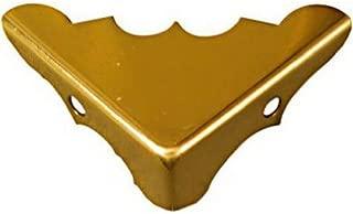 NATIONAL/SPECTRUM BRANDS HHI N213-454 9/16 Bright Brass Corner, 4-Pack
