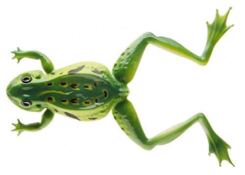 Cormoran - Cormoran 3D Softfrog grün 12cm 16g - 2 Stück