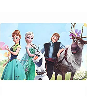 NEILDEN Puzzles in a Metal Box 60 Piece Jigsaw Puzzle for Kids Ages 4-8 Puzzles for Boys and Girls for Children Learning Educational Puzzles (Disney Frozen)…
