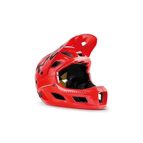 MET helm Parachute MCR MIPS rood M 56-58 fietshelm unisex volwassenen rood (rood), M
